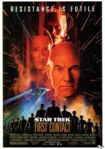 Star Trek VIII: Primer contacto