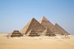 construyen las pirámides utilizando conocimientos astronómicos