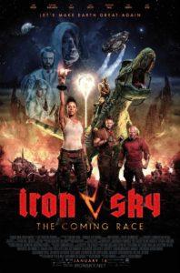 Cartel Iron Sky 2 The Coming Race