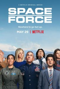 Cartel Serie Space Force