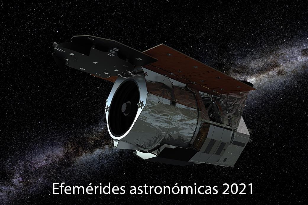 Efemerides Astronomicas 2021