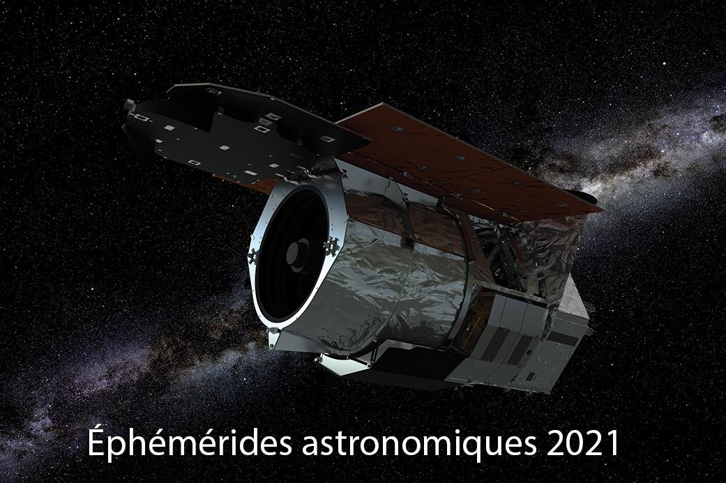 Ephemerides Astronomiques 2021
