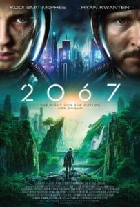 Cartel Pelicula 2067 de 2020