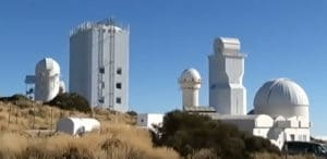 Foto Observatorio Astronómico Del Teide