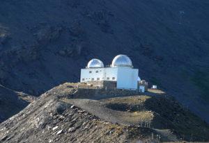 Foto Observatorio Sierra Nevada